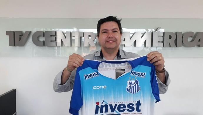 Ricardo Vieira ganhou a do Sinop (Foto: Divulgação/TVCA)