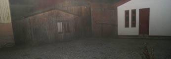 Granizo danifica  400 propriedades rurais (Lediane Ferreira/Divulgação, Prefeitura de Putinga)