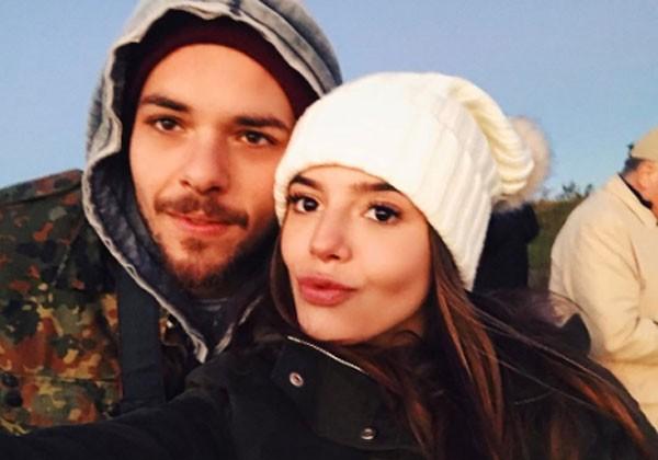 Giovanna Lancellotti e Gian Luca Ewbank (Foto: Reprodução/Instagram)