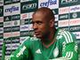Jailson aceita reserva em 2017 e torce por continuidade do Palmeiras