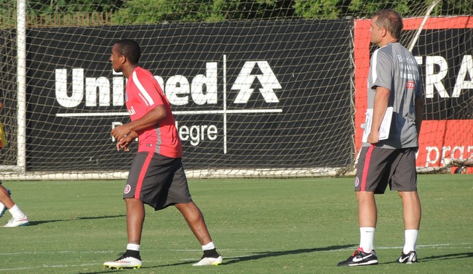 Anderson Diego Aguirre Inter (Foto: Tomás Hammes / GloboEsporte.com)