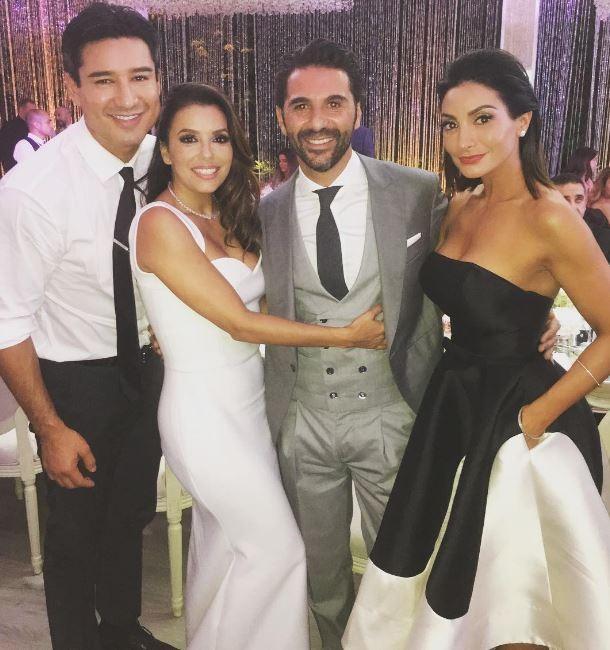 Casamernto de Eva Longoria (Foto: Instagram / Reprodução)
