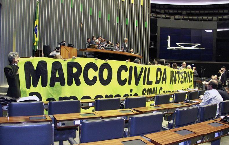 marco civil da internet (Foto: Luis Macedo/Câmara dos Deputados)