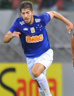diego souza lucas silva Sport x Cruzeiro (Foto: Aldo Carneiro / Pernambuco Press)