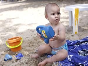 Vitória, filha do blogueiro de viagens Márcio Nel Cimatti (Foto: Arquivo pessoal)