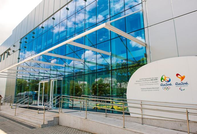 Nova sede dos Jogos Olímícos do Rio 2016 na Cidade Nova (Foto: Divulgação)