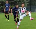 Filho de Amoroso ganha destaque no Udinese e sonha com seleção italiana