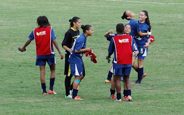 Os cliques de São José 5 x 0 Serra-MT pela Copa do Brasil de Futebol Feminino (Foto: Charles de Moura / PMSJC)