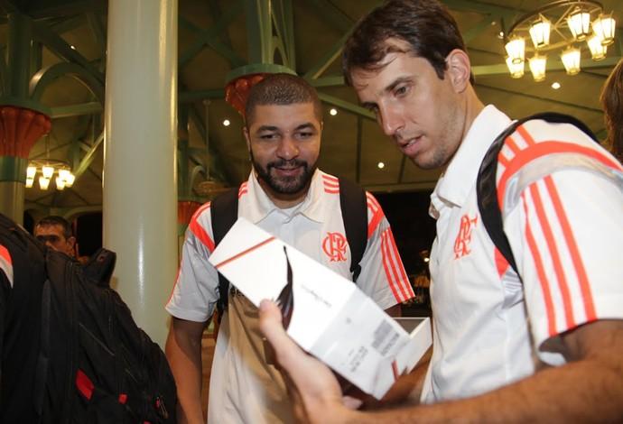 Marcelinho Basquete Flamengo Orlando (Foto: Pedro Veríssimo)