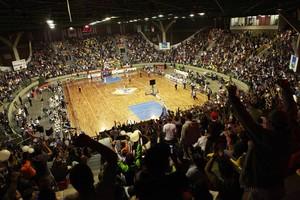 basquete mogi limeira nbb 2014 (Foto: Divulgação / Cesar Augustto)