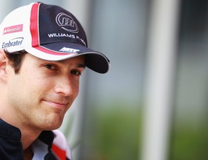 Bruno Senna GP da Malásia (Foto: Getty Images)