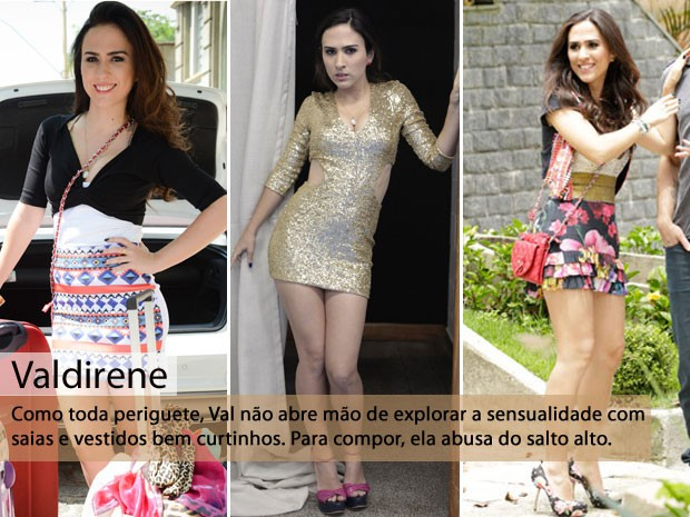 Valdirene (Foto: Amor à Vida/TV Globo)