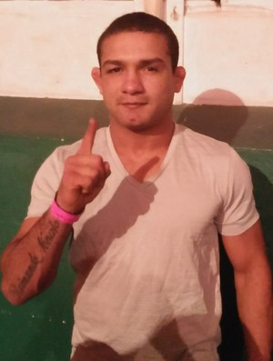 Diego Brandão MMA UFC (Foto: Raphael Marinho)
