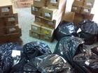 Homem é detido com 800 peças de lingerie sem nota fiscal na RJ-116