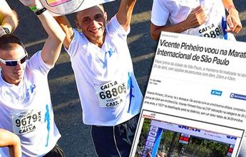 Correu a Maratona Internacional de São Paulo? Por aqui você é notícia!