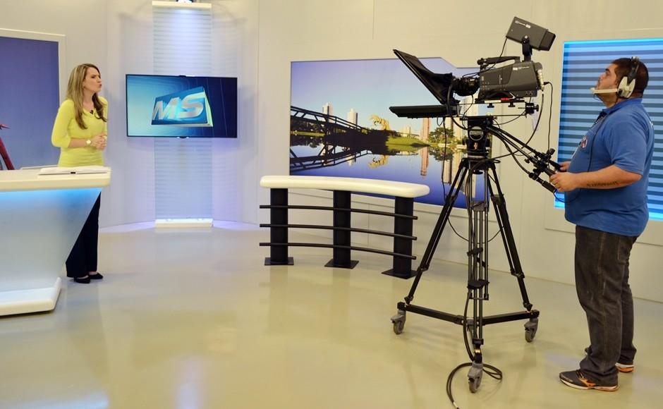 MSTV1° Edição (Foto: Willian Pinheiro/TVMO)