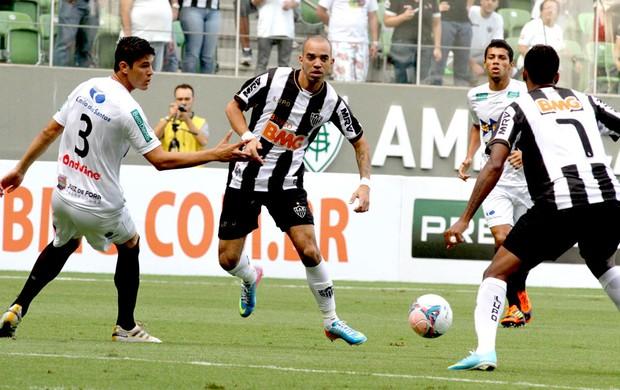 Diego Tardelli jogo Atlético-MG Tupi (Foto: Paulo Fonseca / FuturaPress)