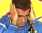 Romário cortado da seleção brasileira