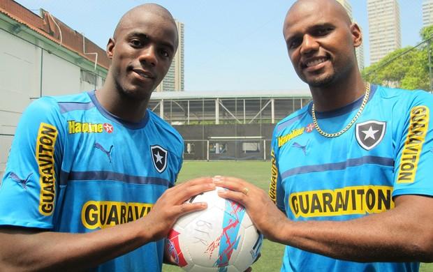 Andrey Jefferson Botafogo (Foto: Globoesporte.com)