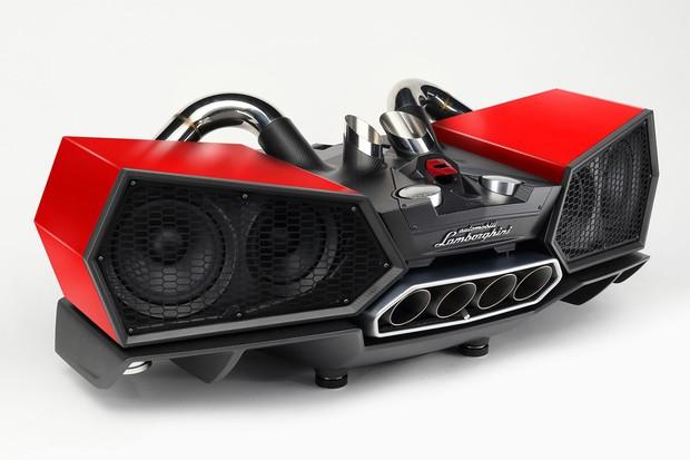 Lamborghini Speaker (Foto: Divulgação)