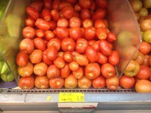 Preços do produto variam entre R$6 e R$10 o quilo (Foto: Jéssica Alves/G1)