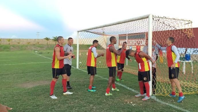 Globo FC - Aniversários (Foto: Luiz Henrique/GloboEsporte.com)