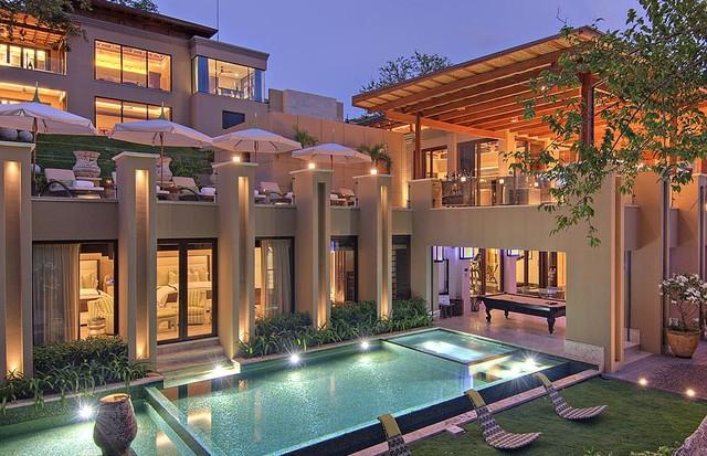 Uma das piscinas (Foto: Reprodução)