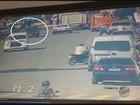 Agência dos Correios é assaltada por homens armados em Monte Belo, MG