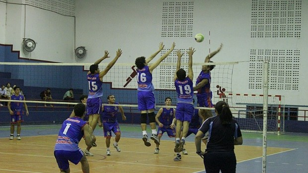 v&#244;lei amazonas (Foto: Frank Cunha globoesporte.com)