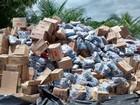 PM de AL recupera carga avaliada em R$ 60 mil que havia sido roubada