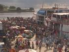 Capitania dos Portos prevê até 20 mil amapaenses no Festival do Camarão