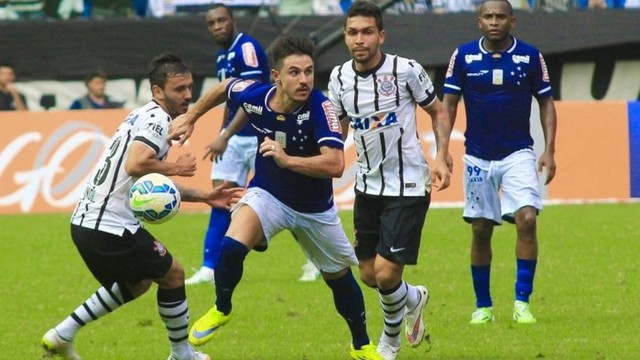 TV Fronteira transmite Corinthians x Cruzeiro, nesta quarta (28), as 21h45 (Foto: Reprodução TV Fronteira)