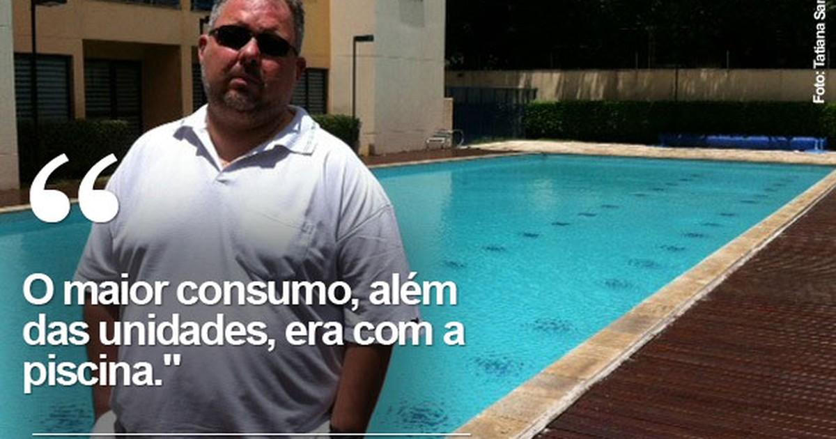 Síndicos adotam rodízio e fecham piscinas para fugir de multa na ... - Globo.com