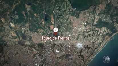Ataque com seringa é registrado em Lauro de Freitas, Região Metropolitana de Salvador