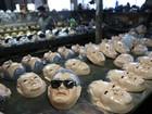 'É triste', diz dono de fábrica que fez 25 mil máscaras do 'Japonês da Federal'