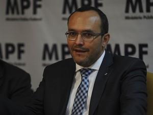 O procurador do Ministério Público Federal Vladimir Aras, em imagem de arquivo (Foto: José Cruz/ABr)