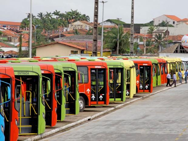Serviço permite ao usuário embarcar em linhas integradas fora dos terminais (Foto: A. Baeta/Semcom)