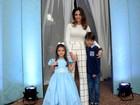 Carol Celico comemora aniversário da filha Isabella