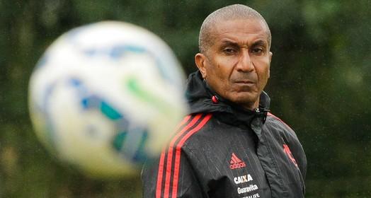 aprova? (Gilvan de Souza/ Flamengo Oficial)