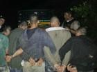 Denúncia ajuda polícia recapturar foragidos de presídio em Barbacena