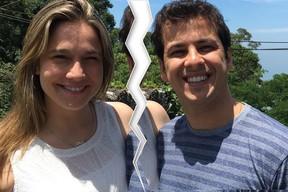 Fernanda Gentil e Matheus (Foto: Reprodução/Instagram)