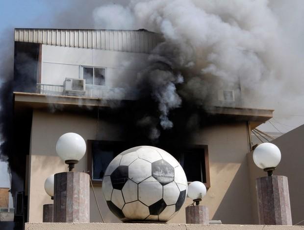 egito cairo revolta (Foto: AP)