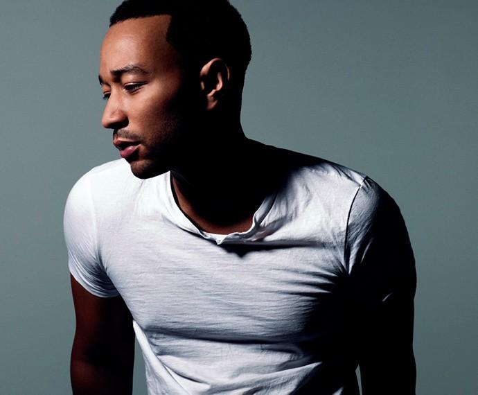 John Legend será a atração do Palco Sunset (Foto: Divulgação)