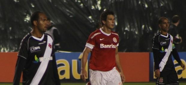 Alecsandro contra o Inter (Foto: Diego Guichard/GLOBOESPORTE.COM)