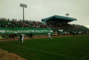 Formosa x Gama Campeonato Brasiliense Candangão (Foto: Silas Monteiro / SE Gama)