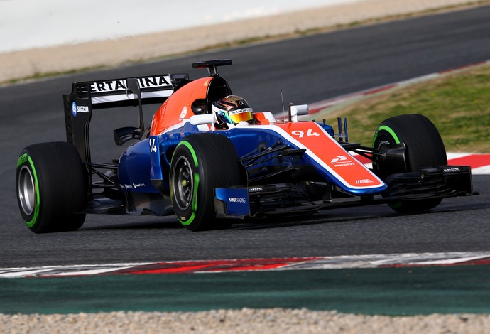 Manor MRT05 2016 (Foto: Getty Images)