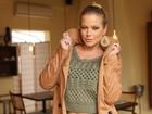 De volta à TV, Jackeline Petkovick rebate críticas: 'Sou um mulherão'