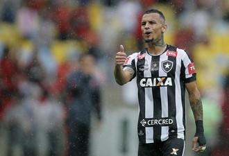 alemão botafogo (Foto: Vitor Silva/SSPress/Botafogo)