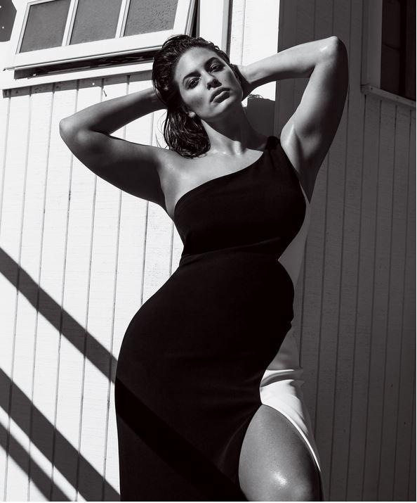 Ashley Graham (Foto: Reprodução/Vogue US/Inez and Vinoodh)