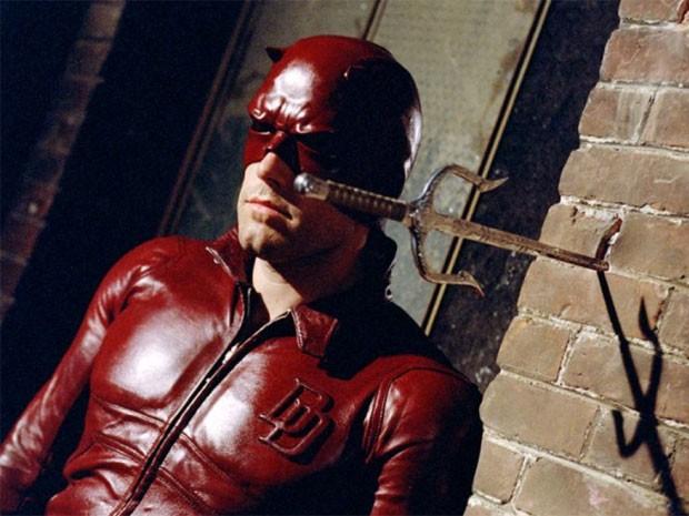 Ben Aflleck em 'Demolidor – o homem sem medo' (Foto: Divulgação)